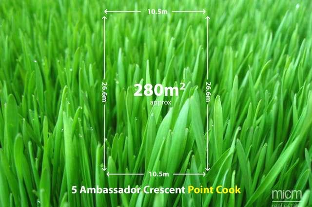 5 Ambassador Crescent