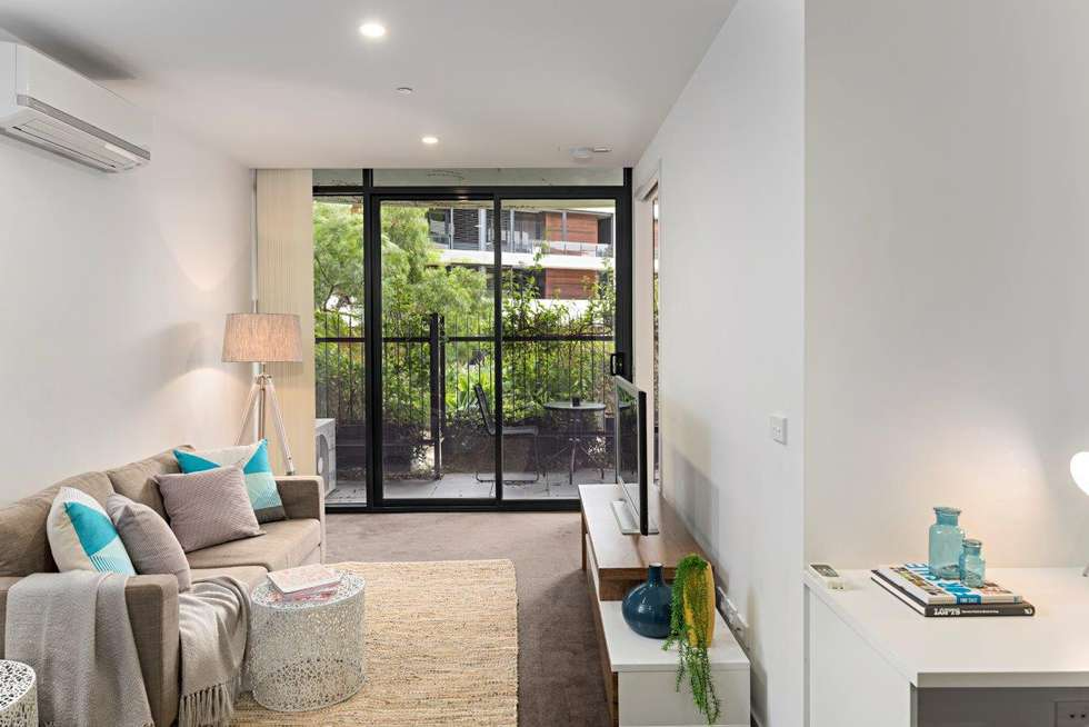 Second view of Homely apartment listing, 265/38 Mount Alexander  Road, Travancore VIC 3032