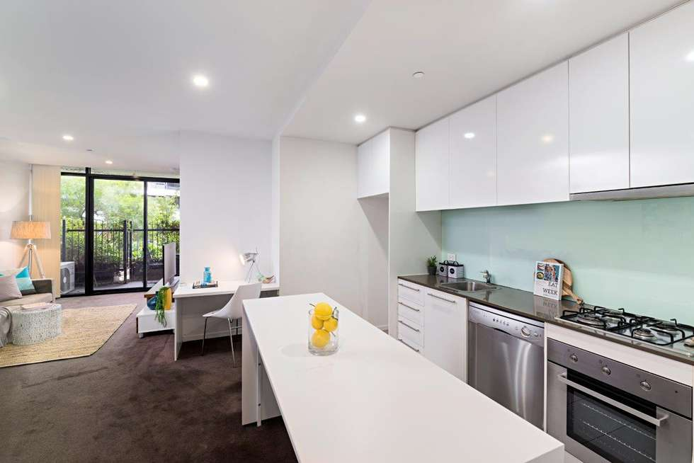Fourth view of Homely apartment listing, 265/38 Mount Alexander  Road, Travancore VIC 3032