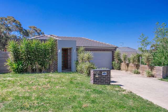 1 Maurie Paull Court, Mount Clear VIC 3350