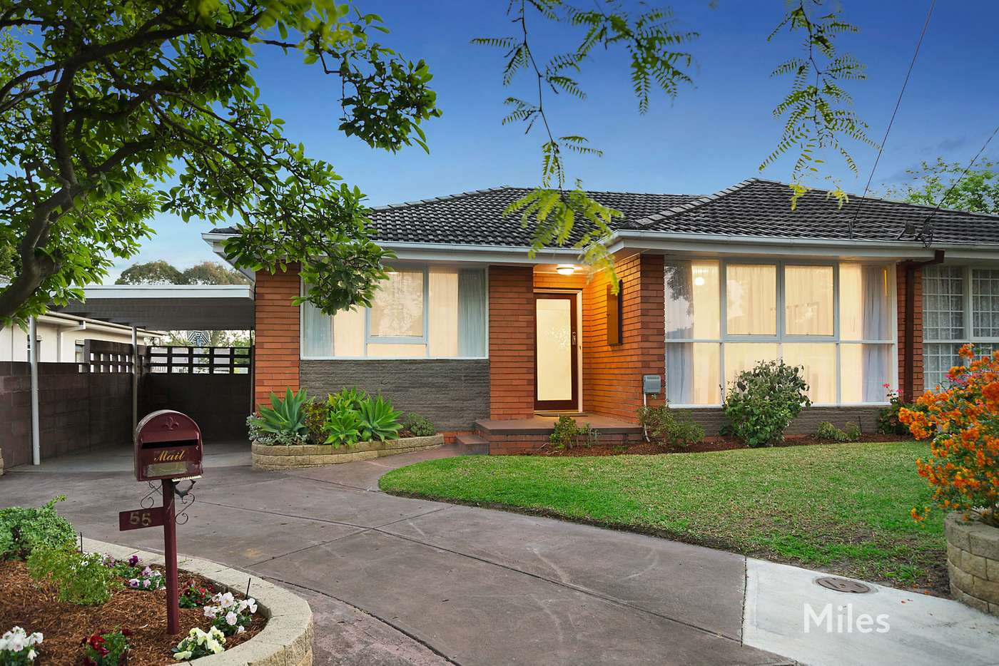 Main view of Homely unit listing, 55 Green Street, Ivanhoe VIC 3079