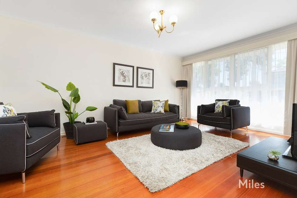 Second view of Homely unit listing, 55 Green Street, Ivanhoe VIC 3079