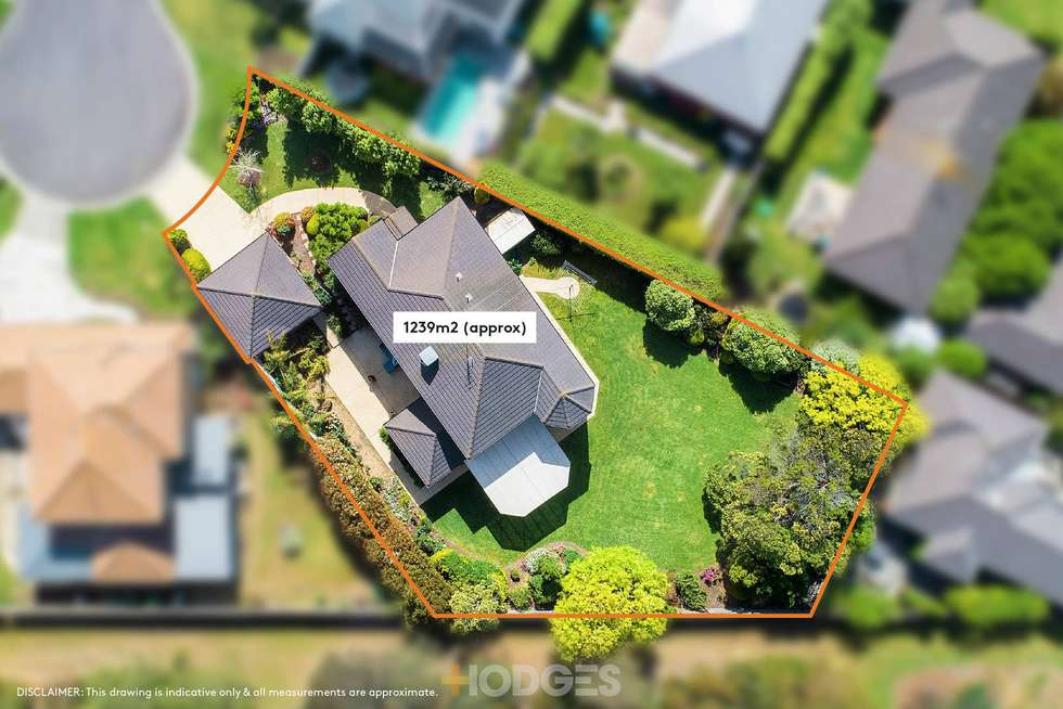 Second view of Homely house listing, 3 Sweeney Court, Highton VIC 3216