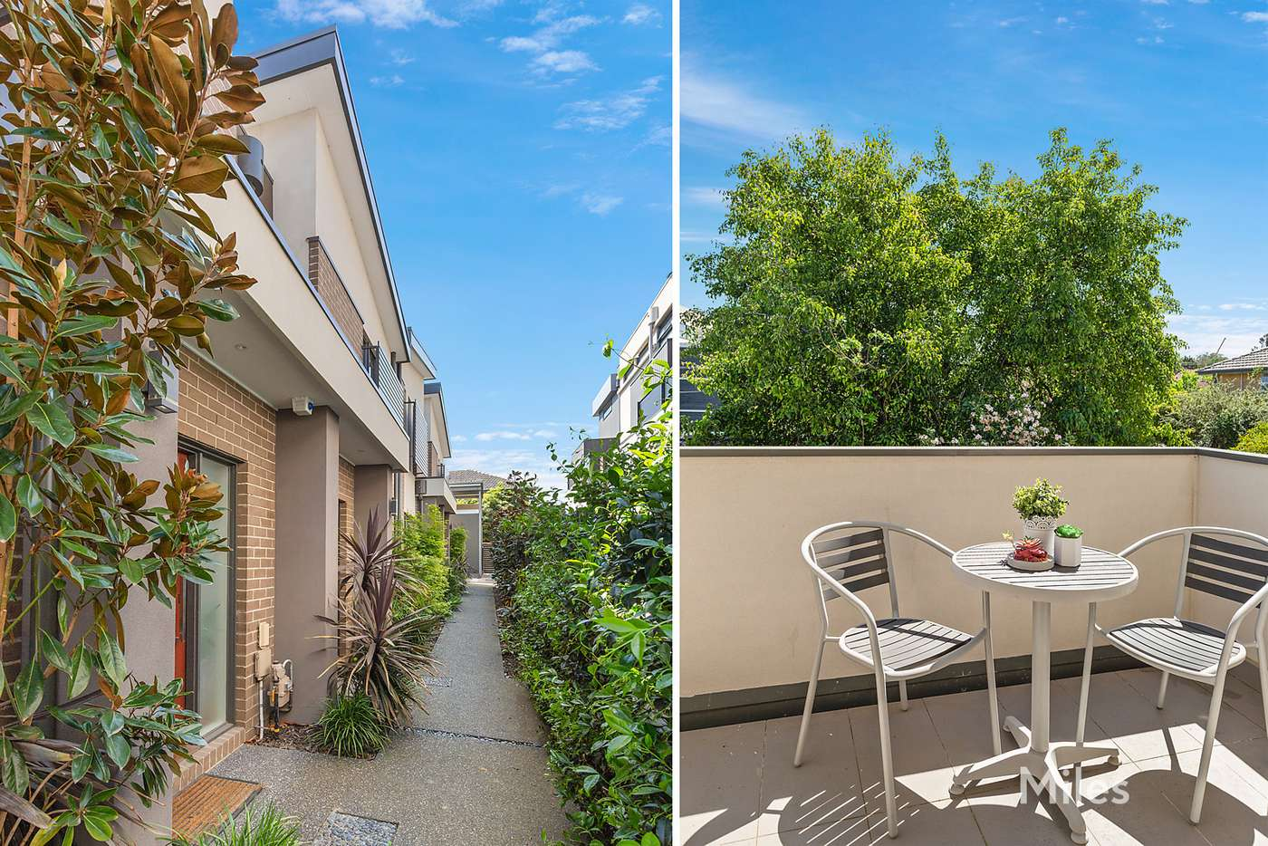Main view of Homely townhouse listing, 8/81 Lower Heidelberg Road, Ivanhoe VIC 3079