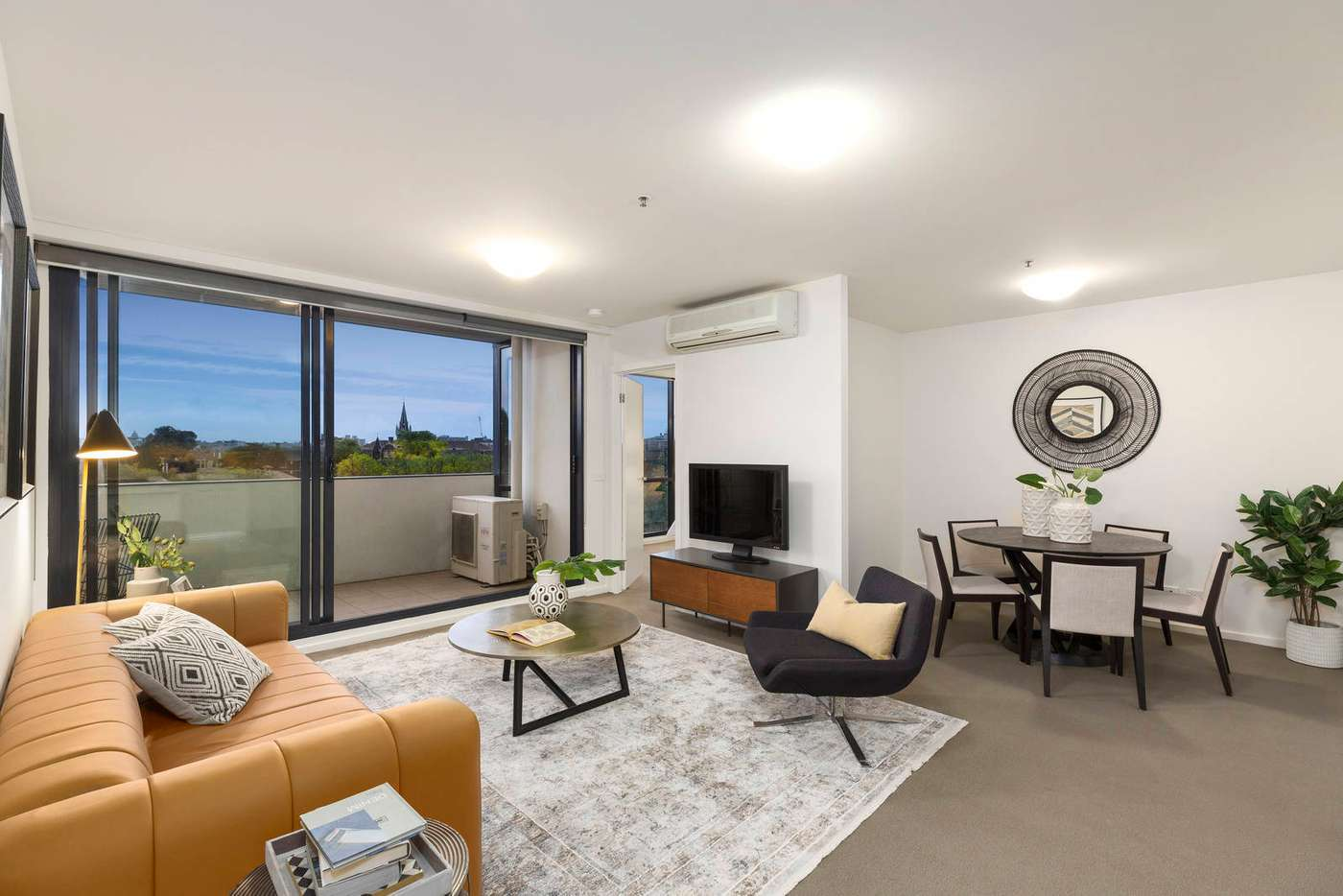 Main view of Homely apartment listing, 606/594 St Kilda Road, Melbourne, VIC 3004