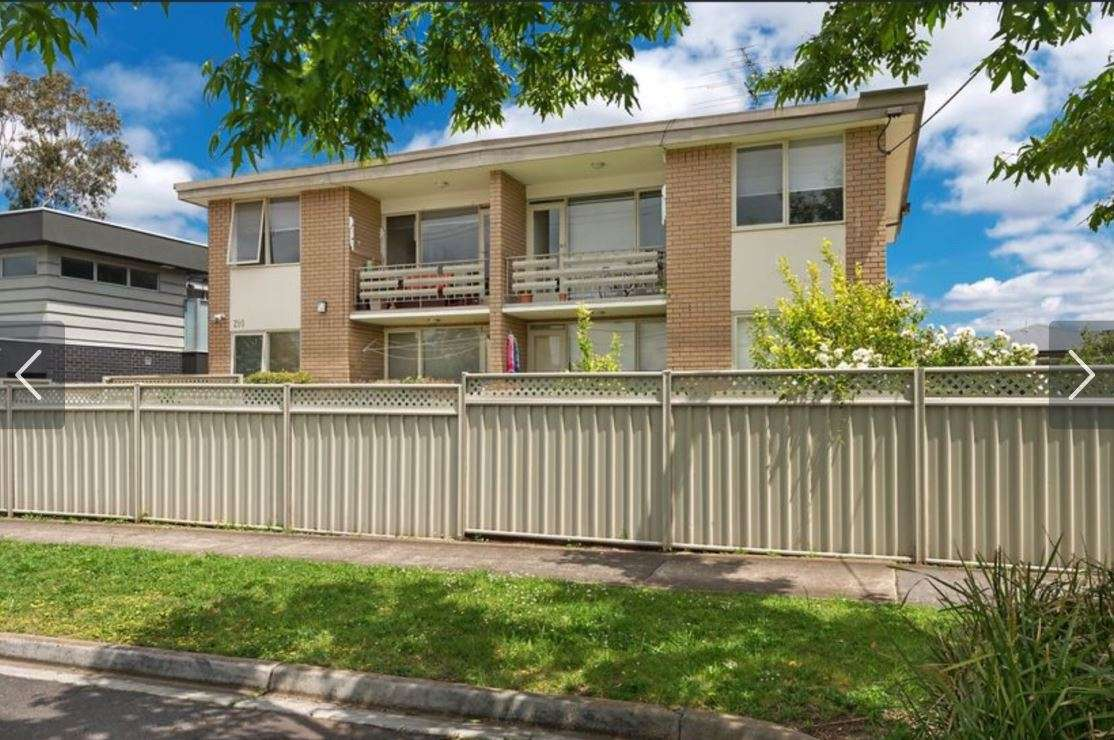 Main view of Homely apartment listing, 2/210 Arthur Street, Fairfield, VIC 3078