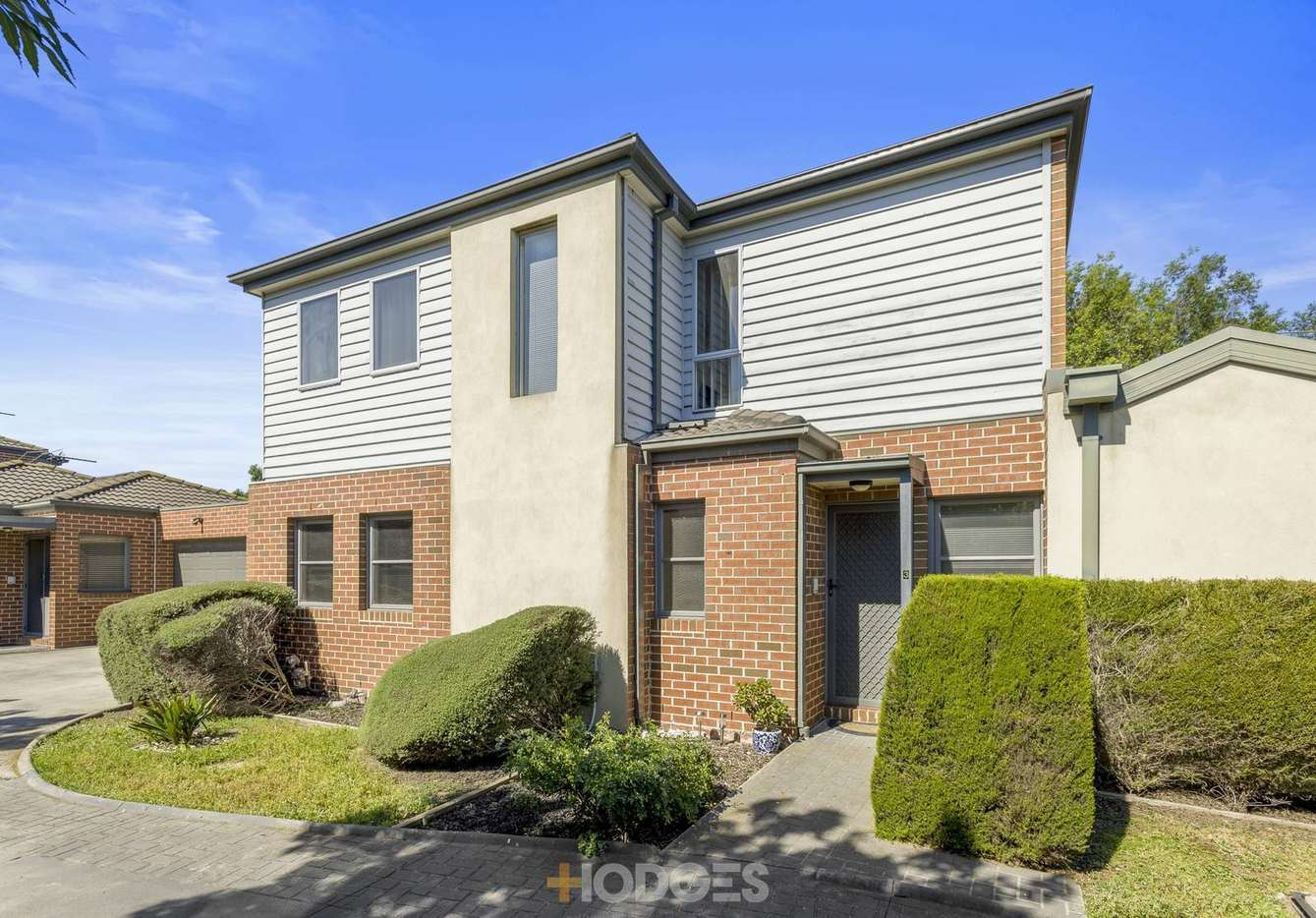 Main view of Homely townhouse listing, 3/16 Pascoe Street, Pascoe Vale, VIC 3044