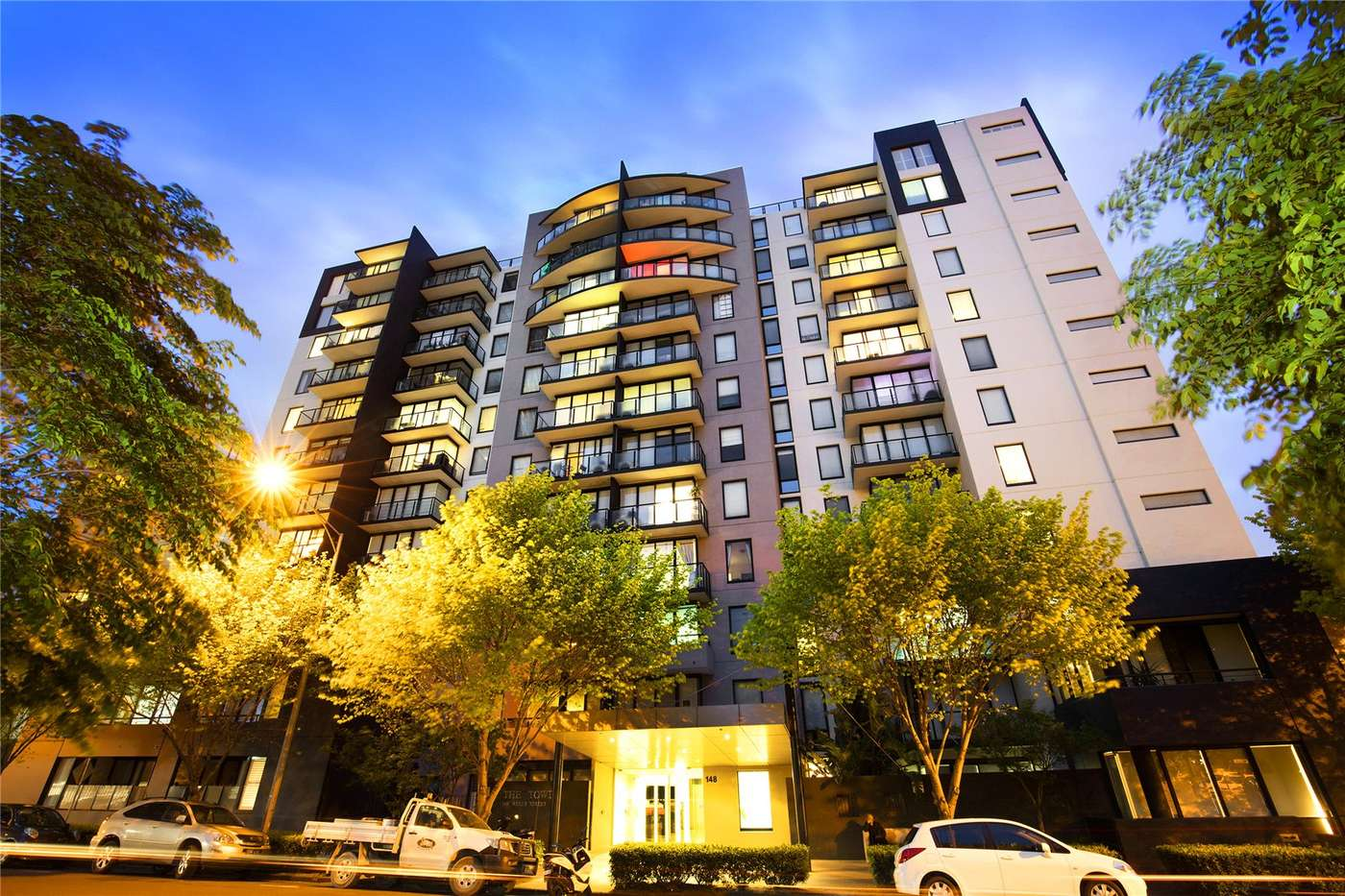 Main view of Homely apartment listing, 807/148 Wells Street, South Melbourne, VIC 3205