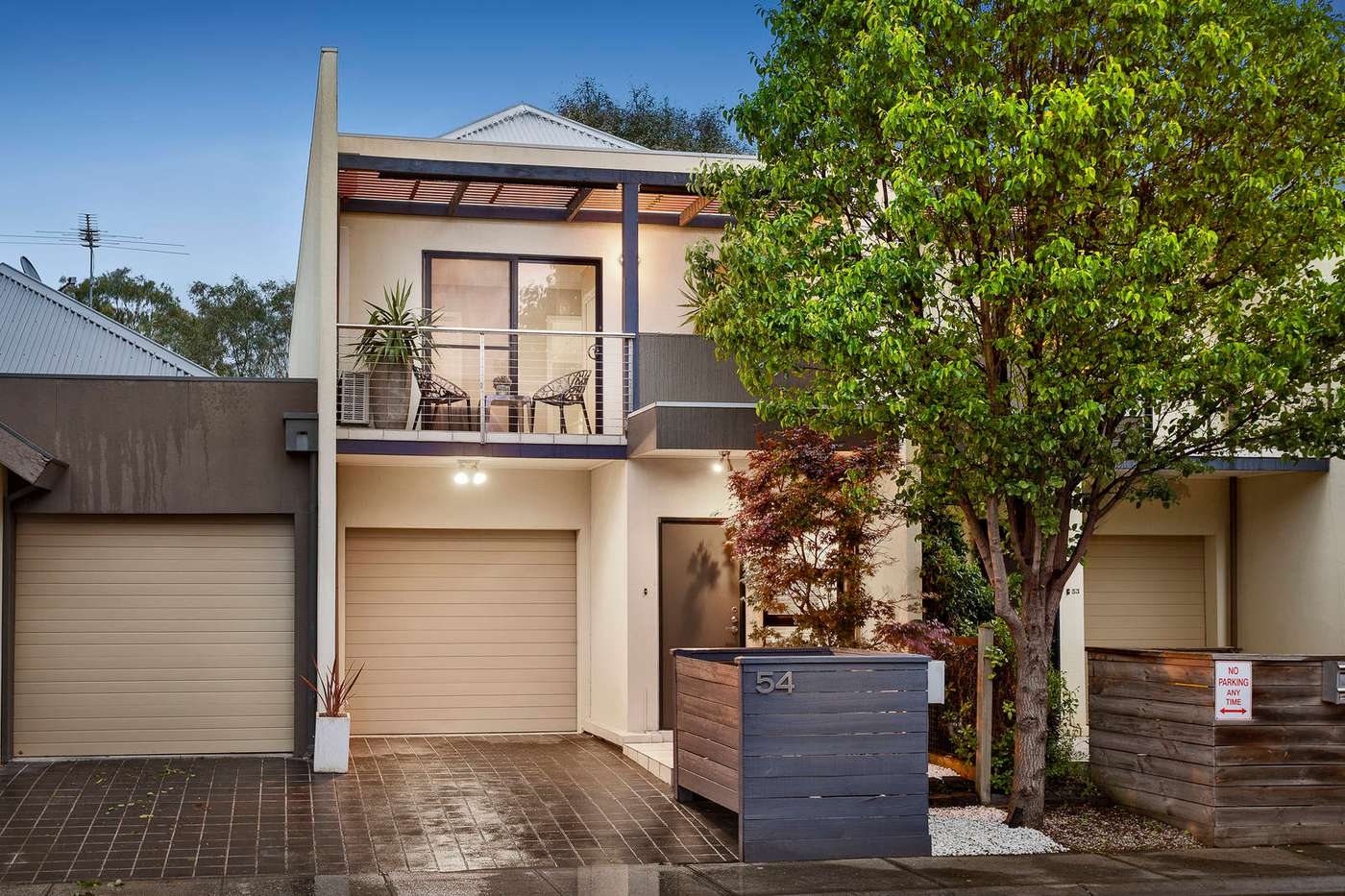 Main view of Homely house listing, 54/124-136 Mason Street, Newport, VIC 3015