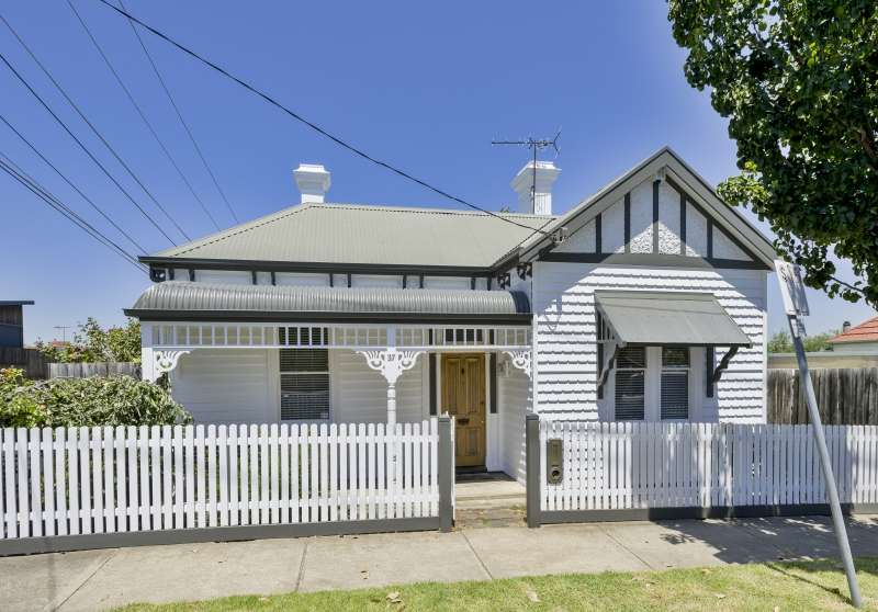 Main view of Homely house listing, 37 Francis Street, Ascot Vale, VIC 3032