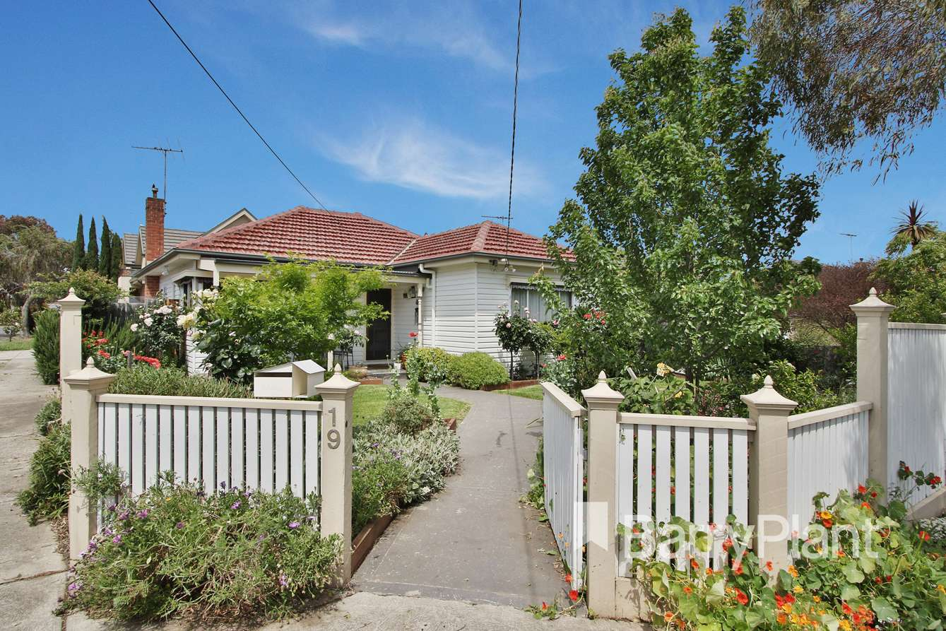 Main view of Homely house listing, 19 Tonkin Avenue, Coburg, VIC 3058