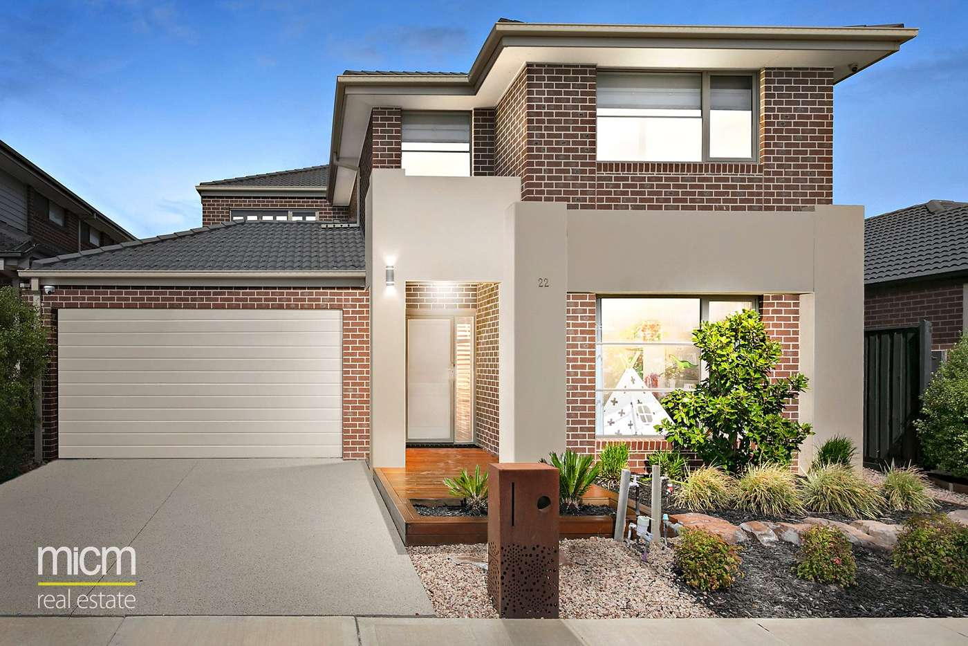 Main view of Homely house listing, 22 Hanover Street, Point Cook, VIC 3030