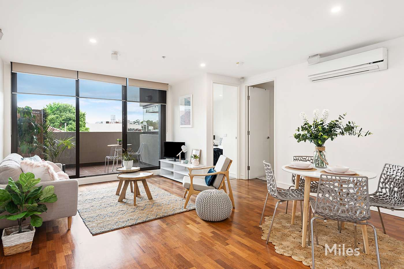 Main view of Homely apartment listing, 106/3 Kiernan Avenue, Ivanhoe VIC 3079