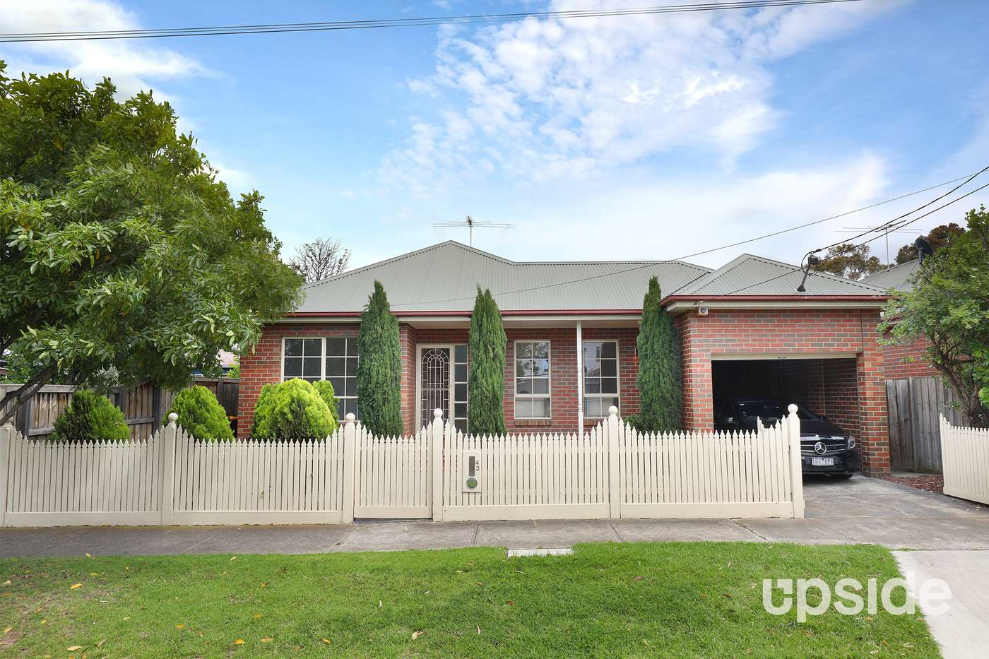 Main view of Homely house listing, 43 Carmen Street, Newport, VIC 3015