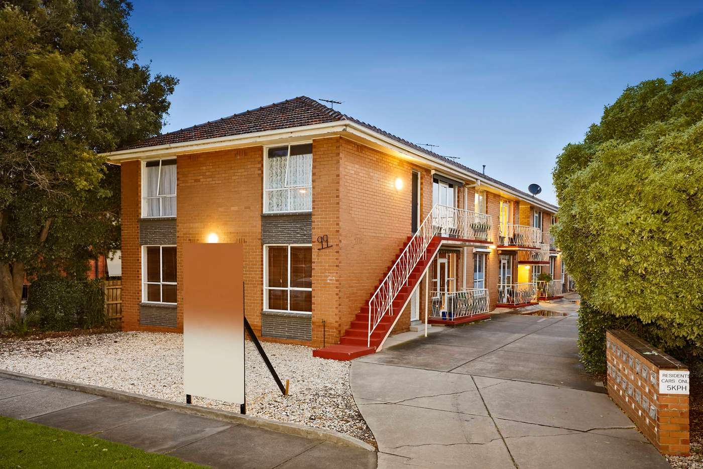 Sixth view of Homely apartment listing, 10/99 Verdon Street, Williamstown VIC 3016