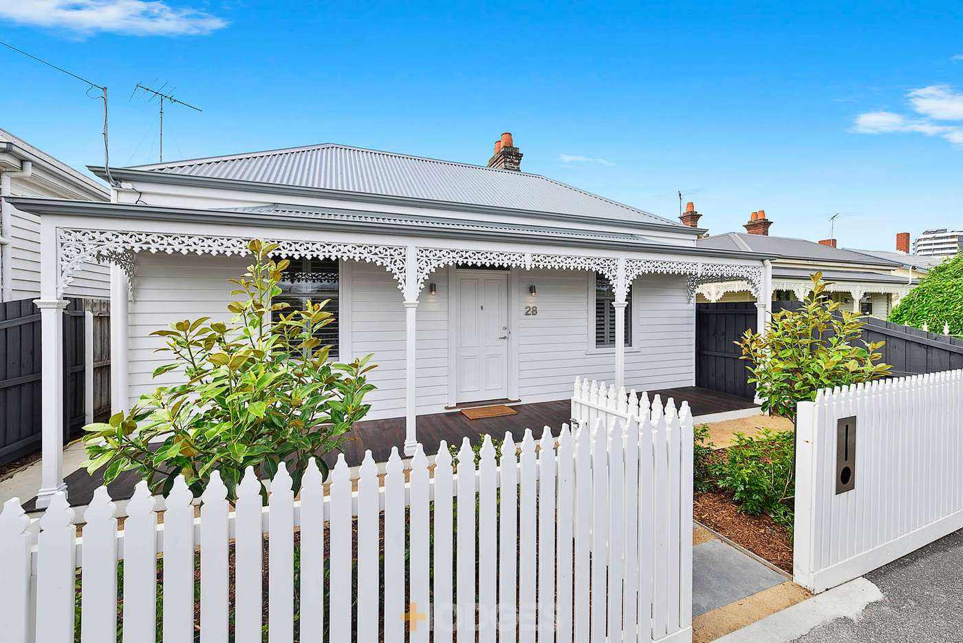 Main view of Homely house listing, 28 Candover Street, Geelong West, VIC 3218
