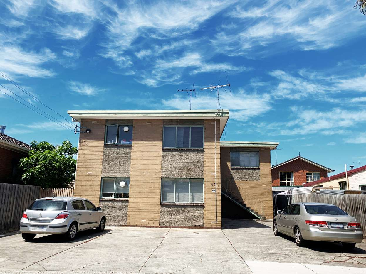 Main view of Homely unit listing, 3/47 Union Street, Brunswick, VIC 3056