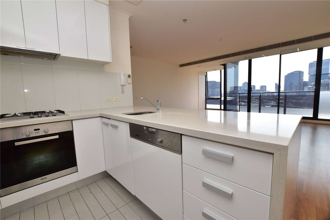 Main view of Homely apartment listing, 1309/63 Whiteman Street, Southbank, VIC 3006