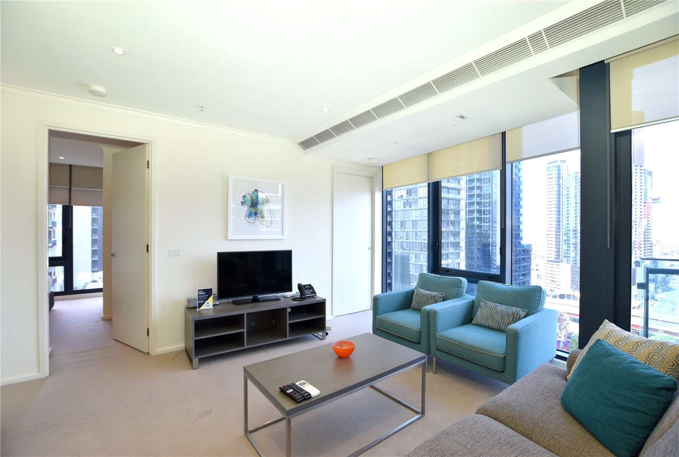 Main view of Homely apartment listing, 1905/180 City Road, Southbank, VIC 3006