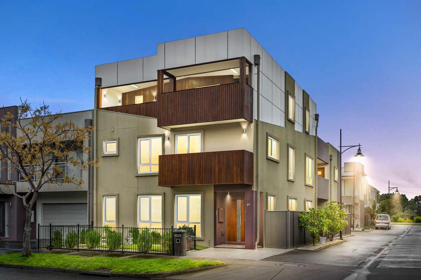 Main view of Homely house listing, 27 Sea Rush Street, Maribyrnong, VIC 3032