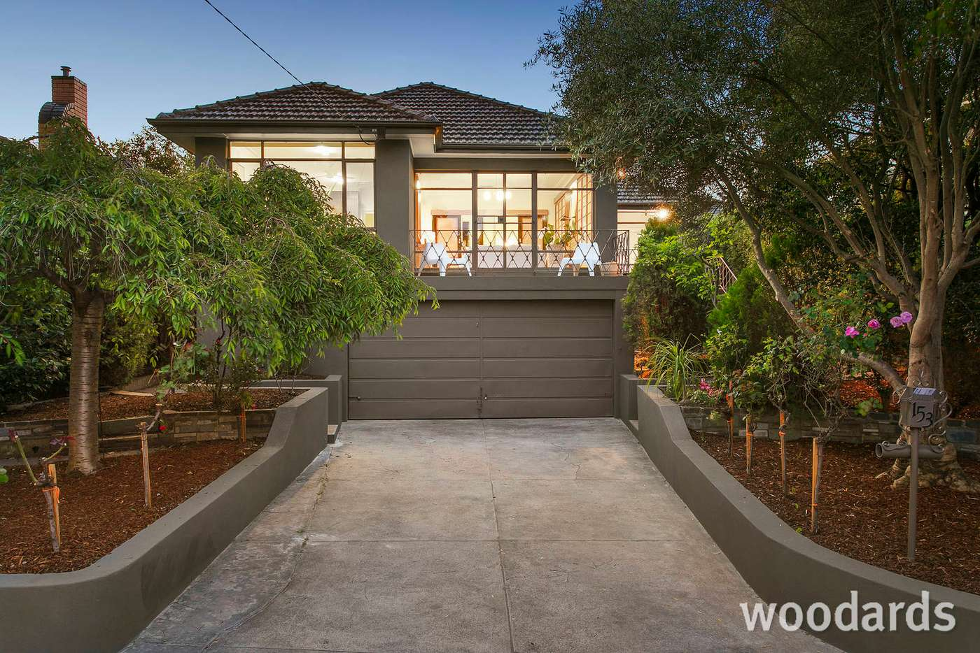 Main view of Homely house listing, 153 Bulleen Road, Balwyn North VIC 3104