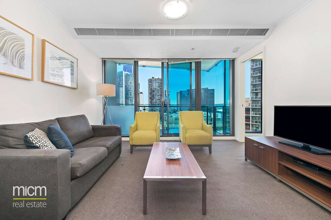 Main view of Homely apartment listing, 1509/180 City Road, Southbank, VIC 3006