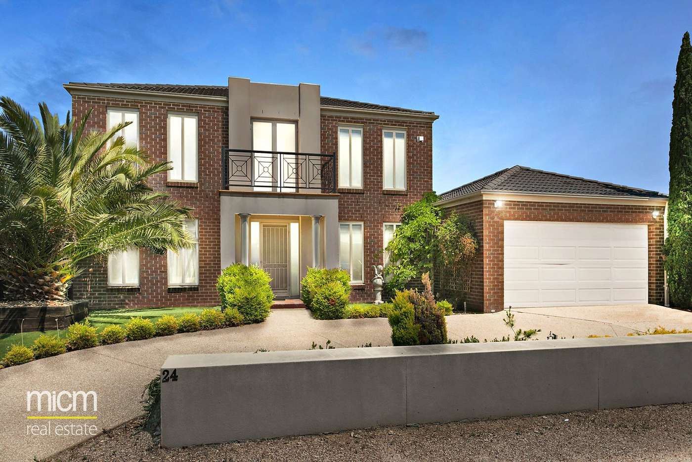 Main view of Homely house listing, 24 Santander Crescent, Point Cook, VIC 3030