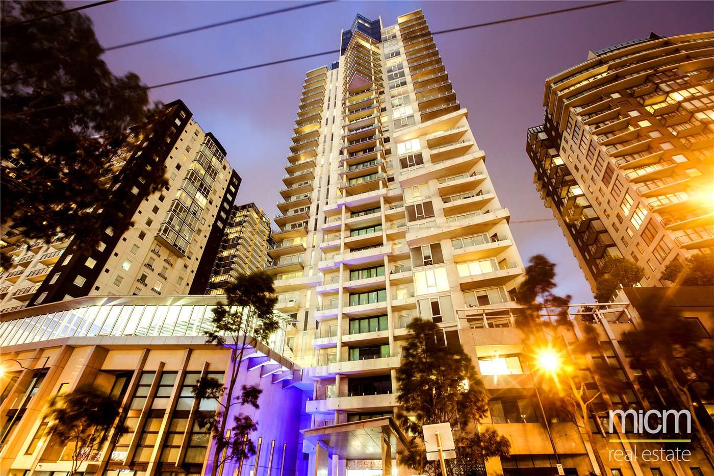 Main view of Homely apartment listing, 68/83 Whiteman Street, Southbank, VIC 3006