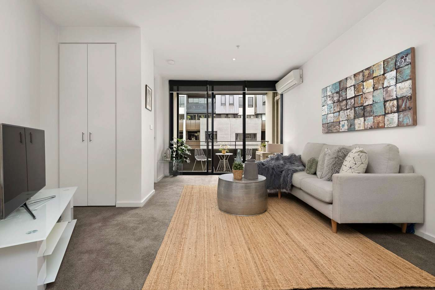 Main view of Homely apartment listing, 303/166 Rouse  Street, Port Melbourne, VIC 3207