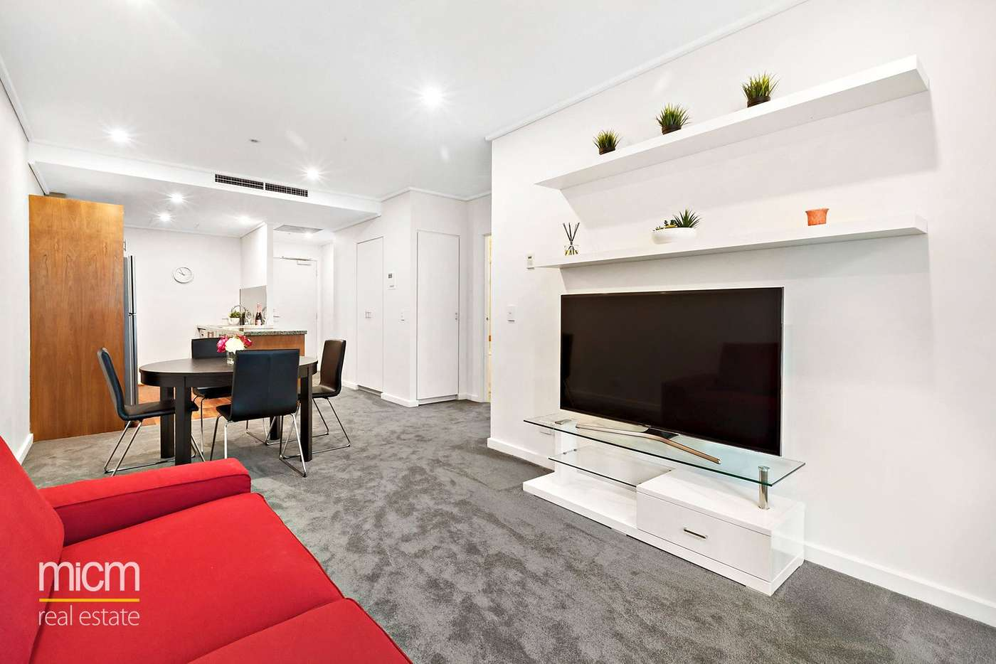 Main view of Homely apartment listing, 1204/12-16 Kavanagh Street, Southbank, VIC 3006