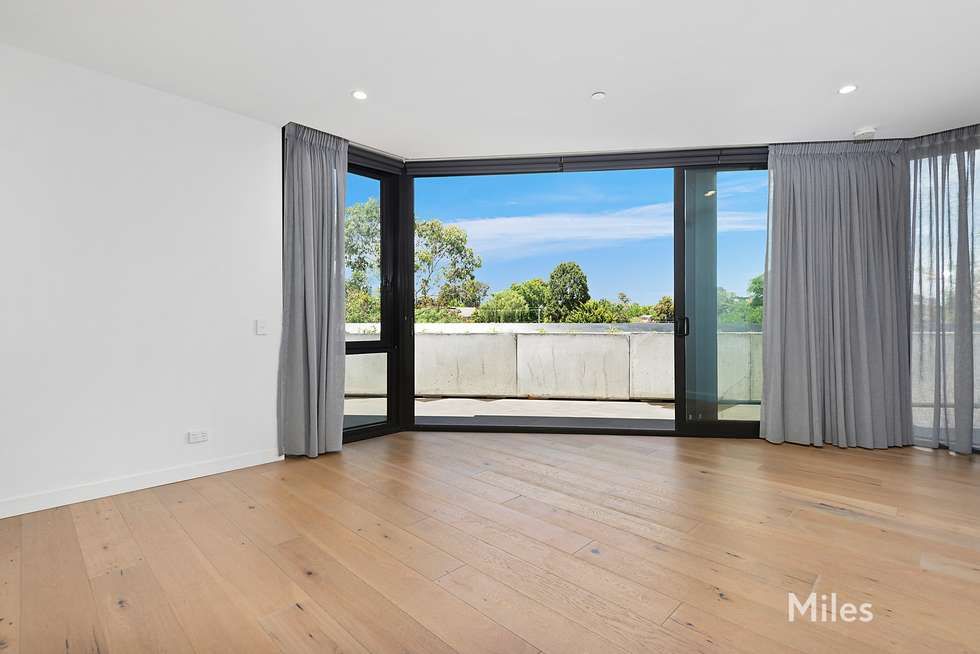 Third view of Homely apartment listing, 206/204-206 Lower Heidelberg Road, Ivanhoe East VIC 3079
