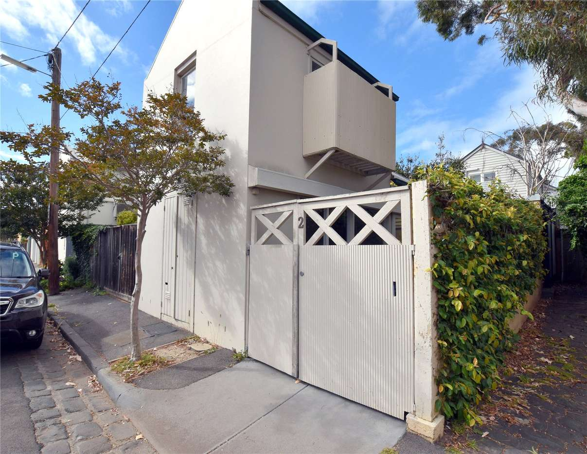 Main view of Homely terrace listing, 2 Little Graham Street, Albert Park, VIC 3206