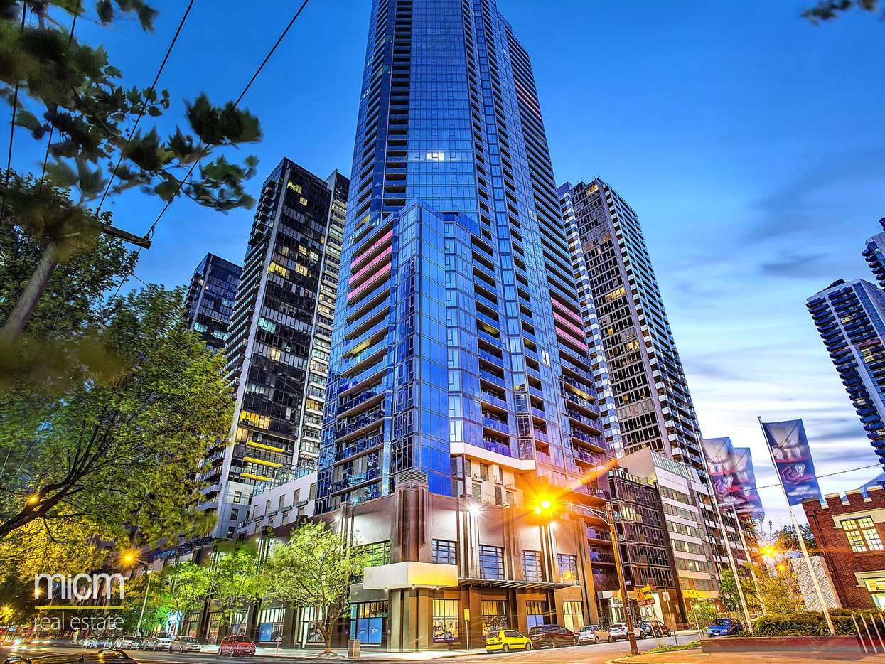 Main view of Homely apartment listing, 1808/1 Balston Street, Southbank, VIC 3006