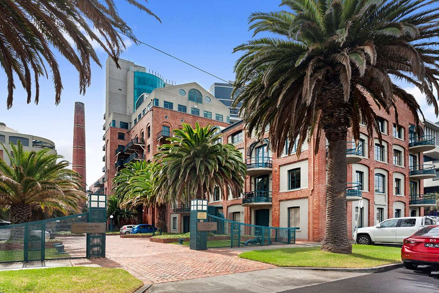 Main view of Homely apartment listing, 7A/9 Beach Street, Port Melbourne VIC 3207
