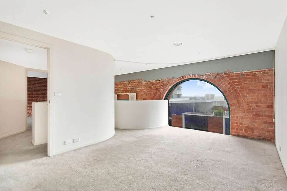 Second view of Homely apartment listing, 7A/9 Beach Street, Port Melbourne VIC 3207