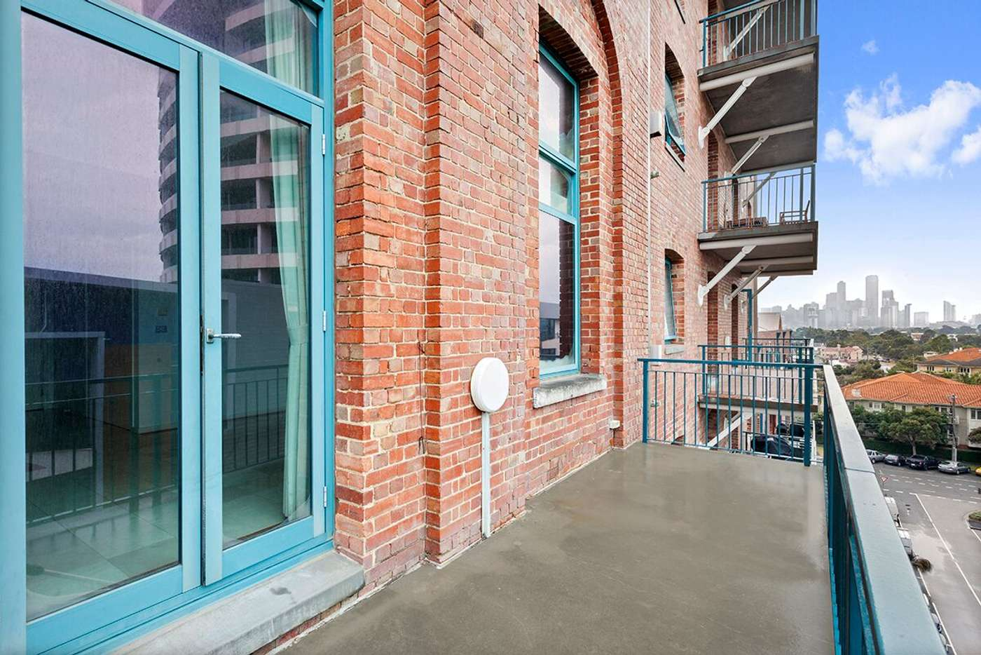 Seventh view of Homely apartment listing, 7A/9 Beach Street, Port Melbourne VIC 3207