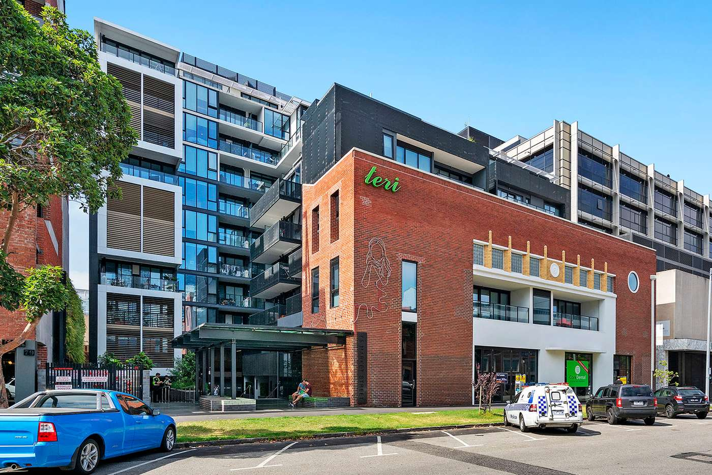Main view of Homely apartment listing, 520/85 Market  Street, South Melbourne, VIC 3205
