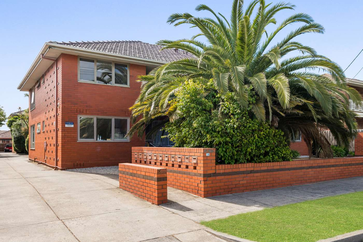 Main view of Homely apartment listing, 6/16 Royal  Avenue, Glen Huntly, VIC 3163