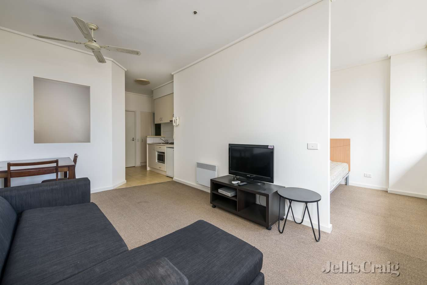 Main view of Homely apartment listing, 1304/570 Lygon  Street, Carlton, VIC 3053