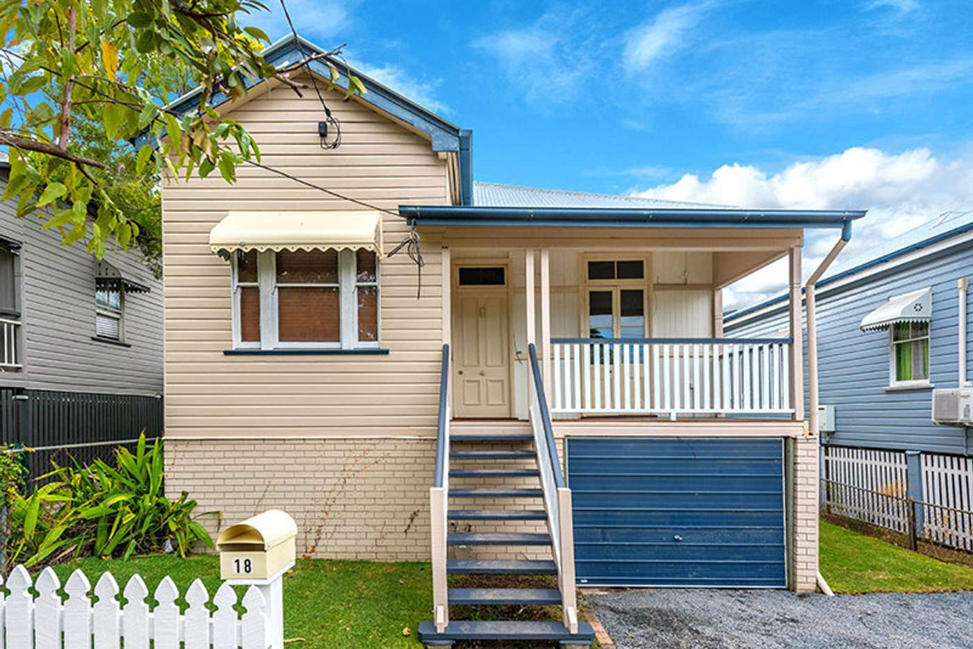 Main view of Homely house listing, 18 Buranda Street, Woolloongabba QLD 4102