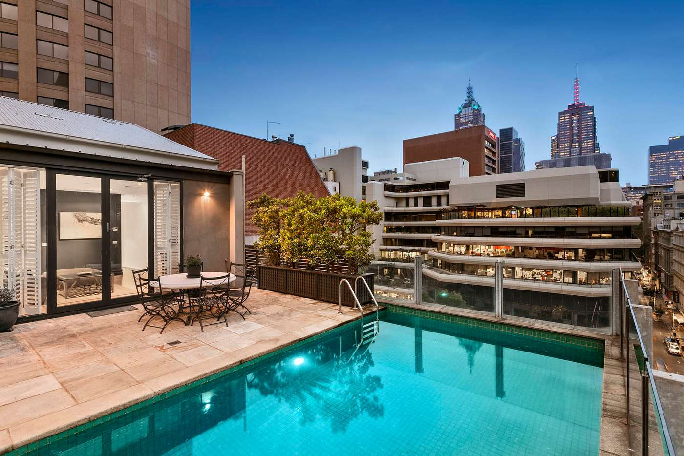 Main view of Homely apartment listing, 401/8 Bligh Place, Melbourne, VIC 3000