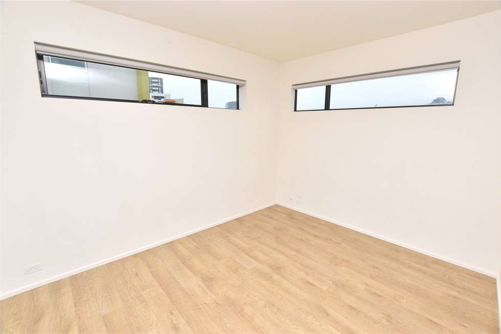 Third view of Homely apartment listing, 110/88 Cade Way, Parkville VIC 3052