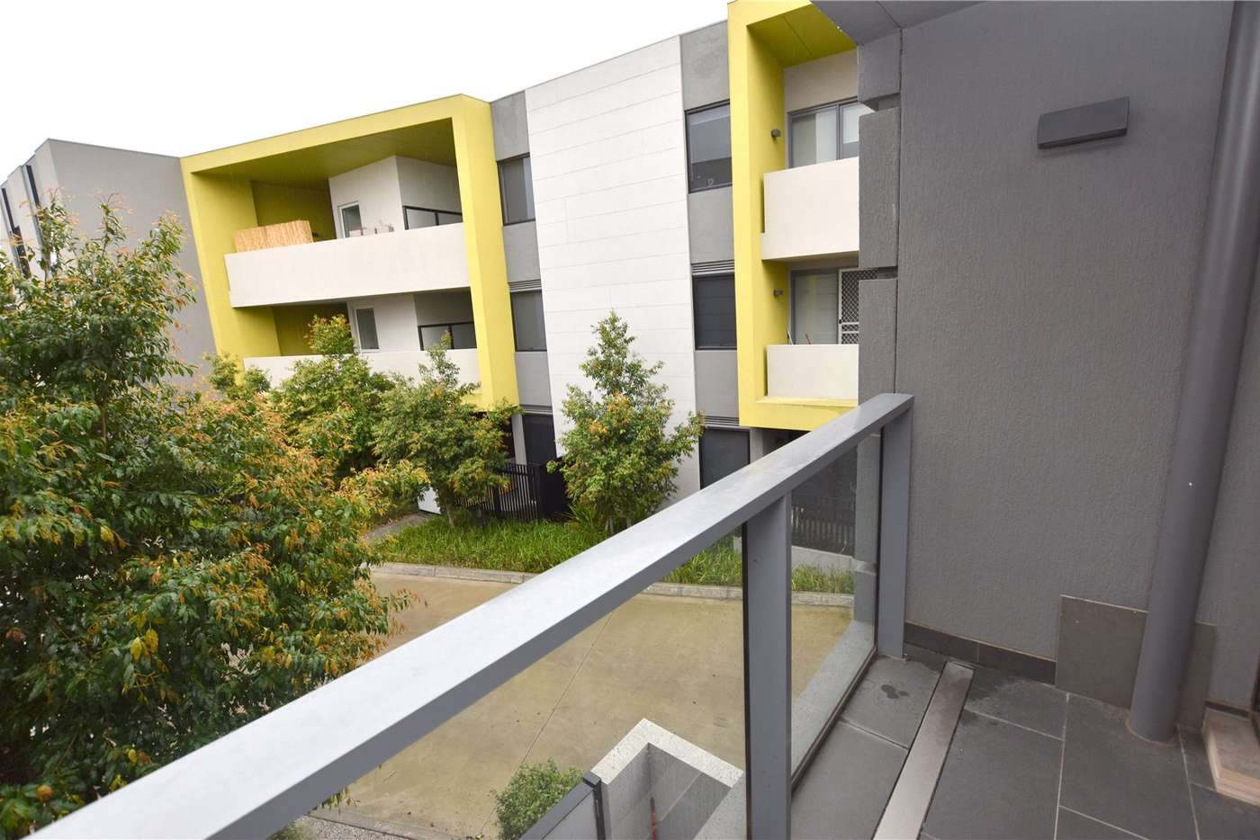 Seventh view of Homely apartment listing, 110/88 Cade Way, Parkville VIC 3052