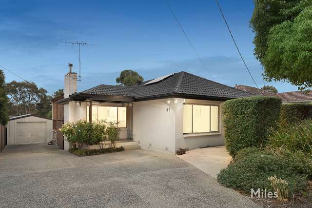 91 Yallambie Road, Macleod VIC 3085