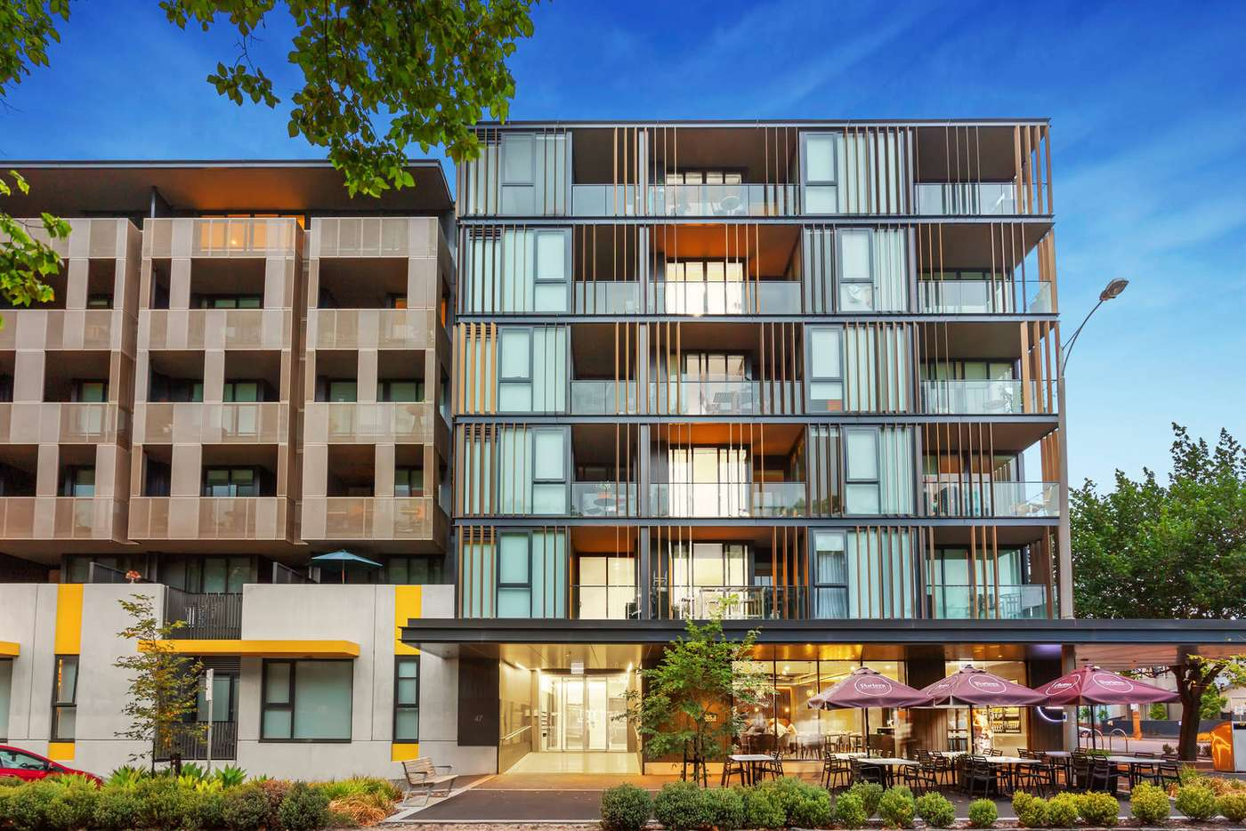 Main view of Homely apartment listing, 316/47 Nelson Place, Williamstown VIC 3016