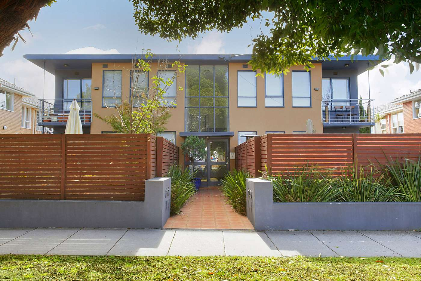 Seventh view of Homely apartment listing, 4/5 Rosedale  Avenue, Glen Huntly VIC 3163