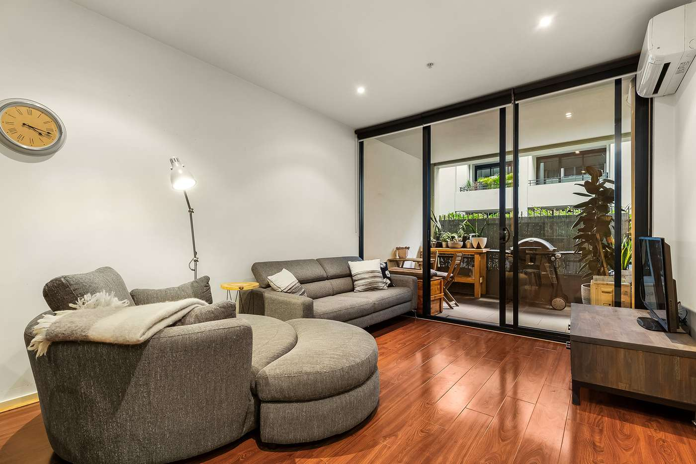 Main view of Homely apartment listing, 206/52 Nott  Street, Port Melbourne VIC 3207