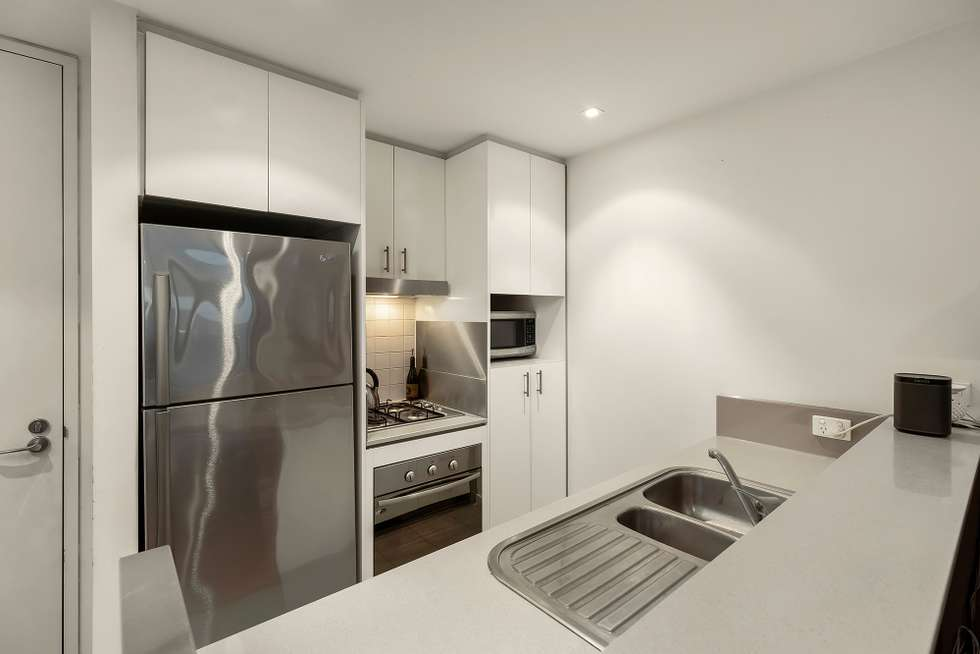 Fourth view of Homely apartment listing, 206/52 Nott  Street, Port Melbourne VIC 3207