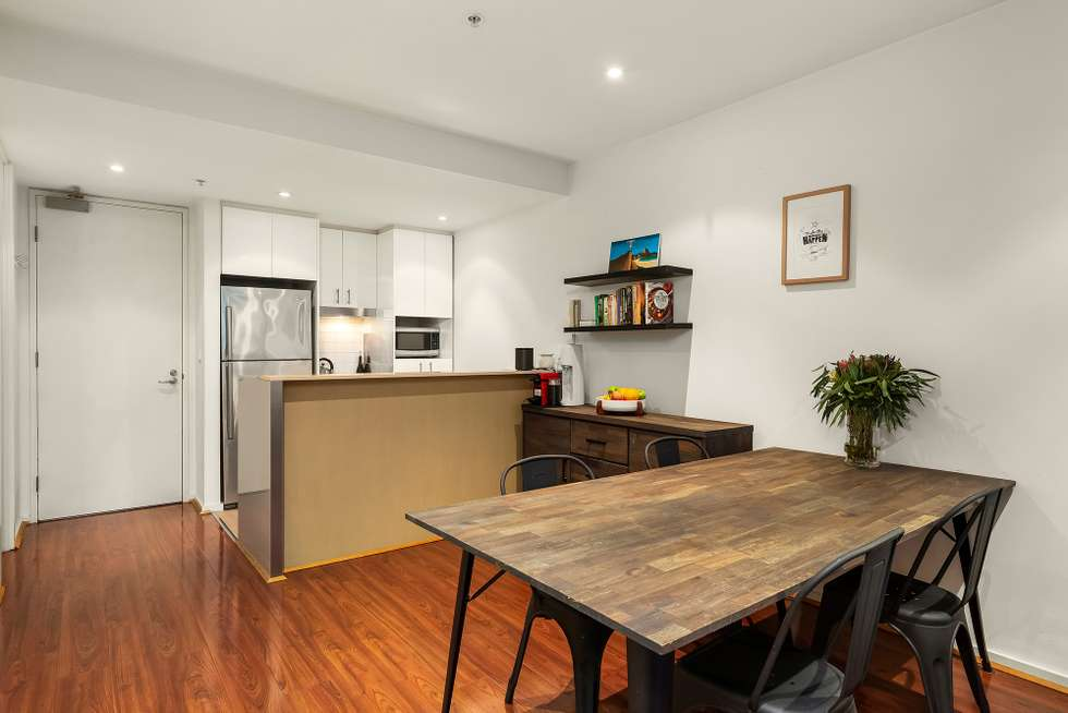 Fifth view of Homely apartment listing, 206/52 Nott  Street, Port Melbourne VIC 3207