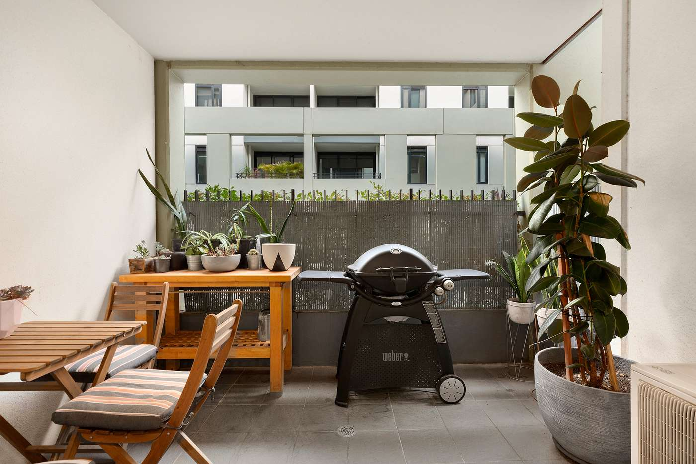 Sixth view of Homely apartment listing, 206/52 Nott  Street, Port Melbourne VIC 3207